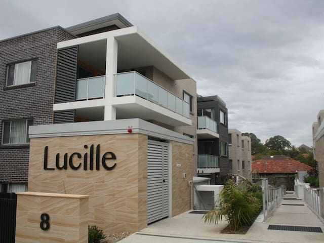 Explore Sydney suburbs with our new apartment