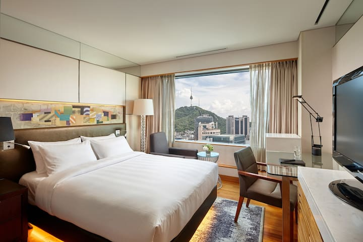 Superior Double by Lotte Hotel Seoul