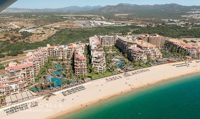 Cabo SL, Medano Beachfront Estancia Resort 2200 sf - Cabo San Lucas - Appartement en résidence