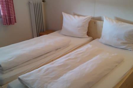 Zwei Betten Zimmer (getrennten Betten)