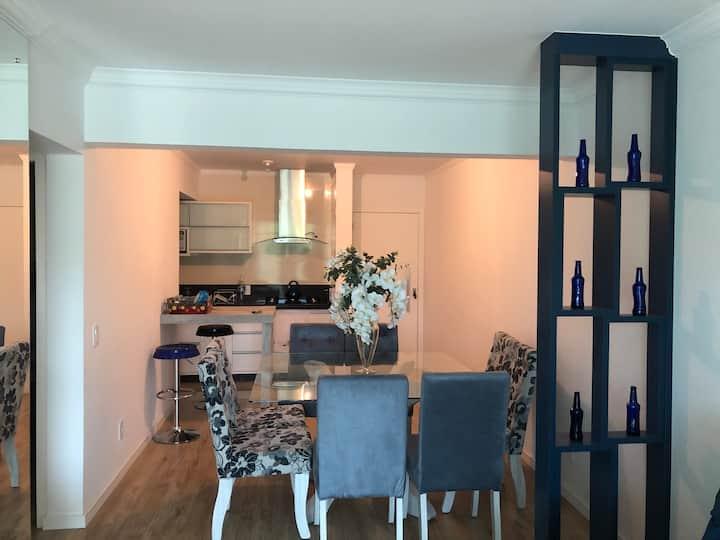 Lindo e confortável apartamento em Piratuba