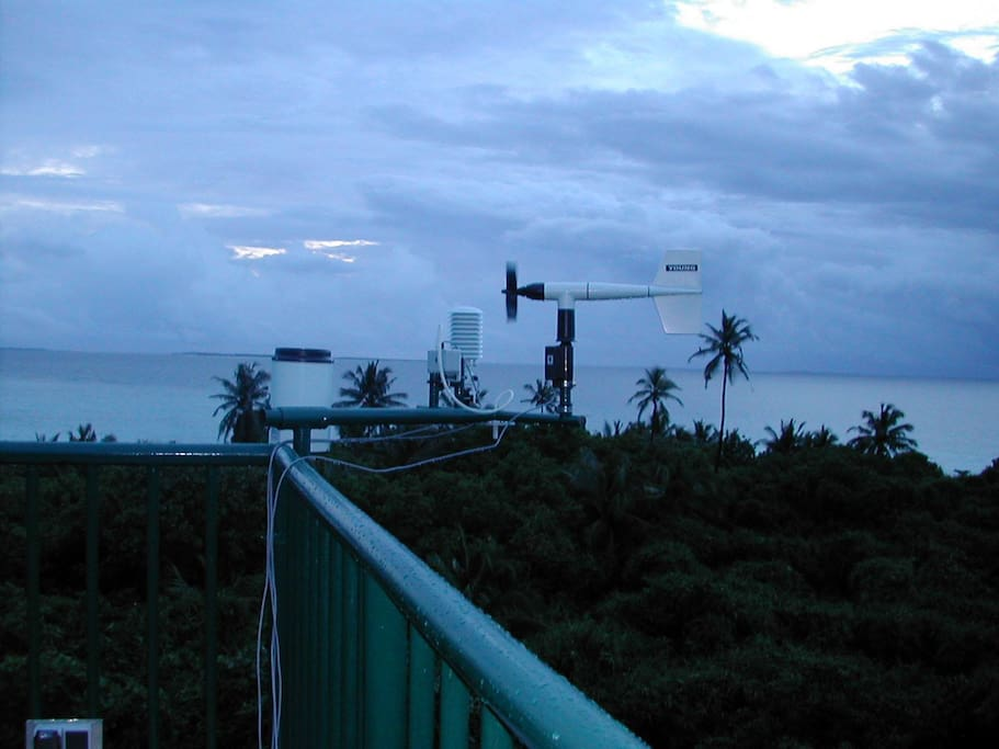 Observatory - #HanimaadhooIslandMaldives