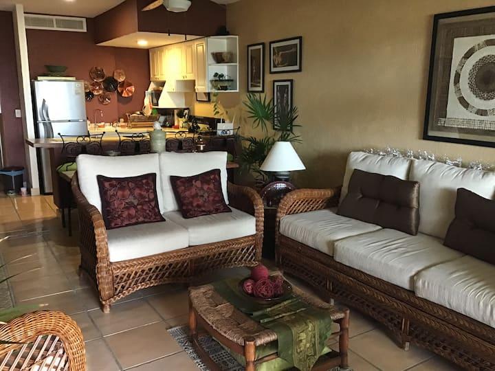 Casa Iannaccio- beautiful one bedroom Condo