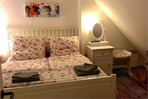 Cosy and light loft apartment