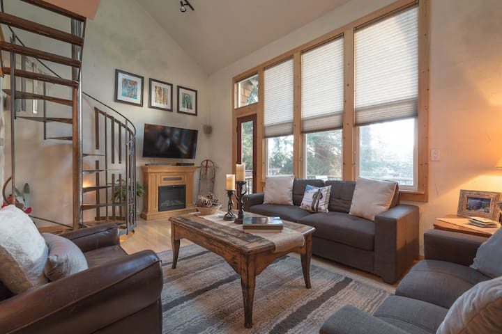 Trevor's Tahoe Treasure 3 BR, 2.5 BA - Tahoe City - Townhouse