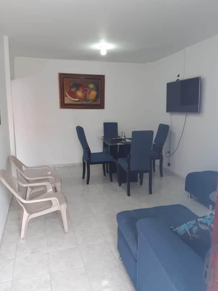 Casa Vacacional Riohacha Turística.