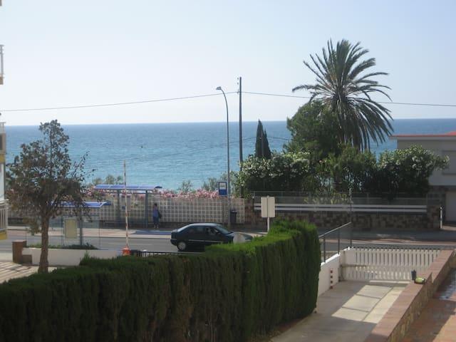 Benicassim en primera linea de mar - Benicasim - Apto. en complejo residencial
