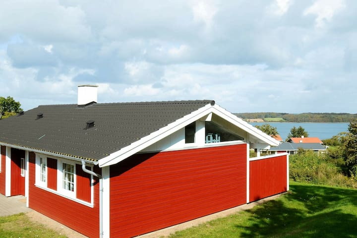 Luxurious Holiday Home in Aabenraa with Sauna
