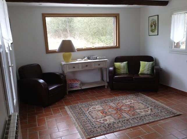 Petite maison dans la prairie - St. André d Hebertot  - Dom
