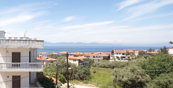 Sea View Apartment Grek Nea 5