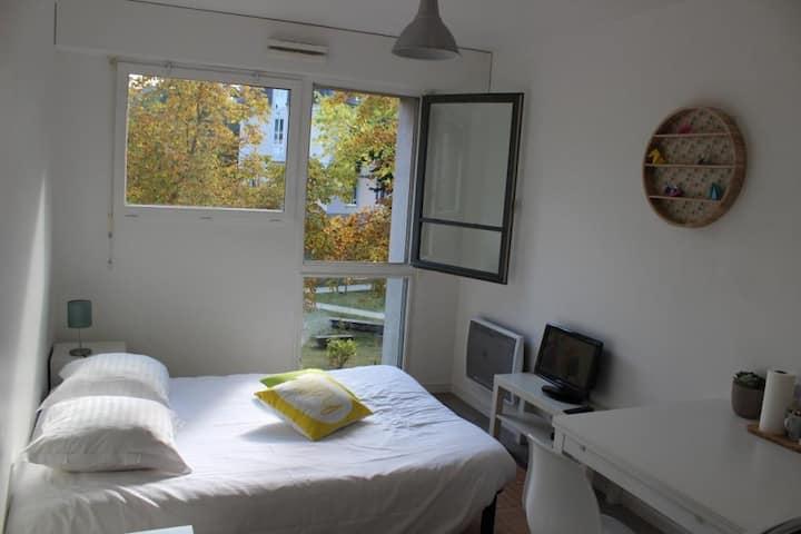 Studio Rue de Dinan Centre Ville de Rennes