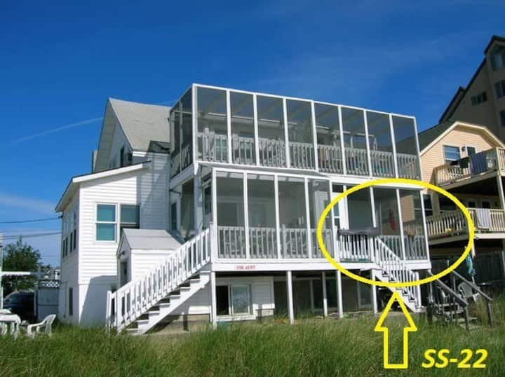 Surfside Beach 2 BR Apartment #22