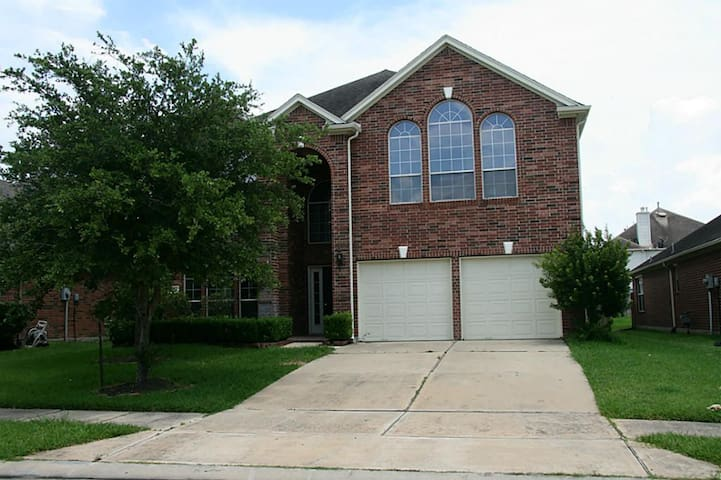 5 Bedroom Near Katy, Sugar Land, Houston - Richmond - Casa