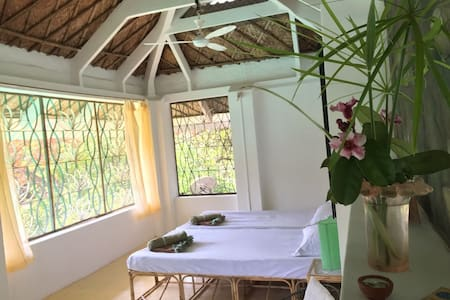 Mohini Guest House, Garden view room