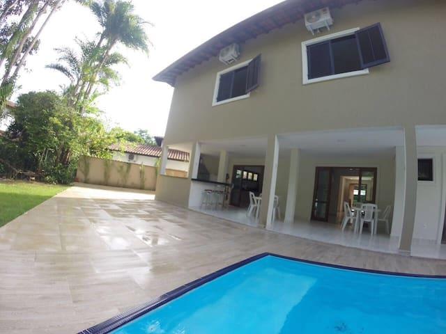 Casa de praia ideal para sua Família e Amigos!