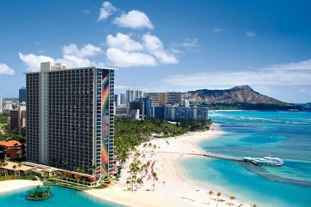 Waikiki Hale with free parking