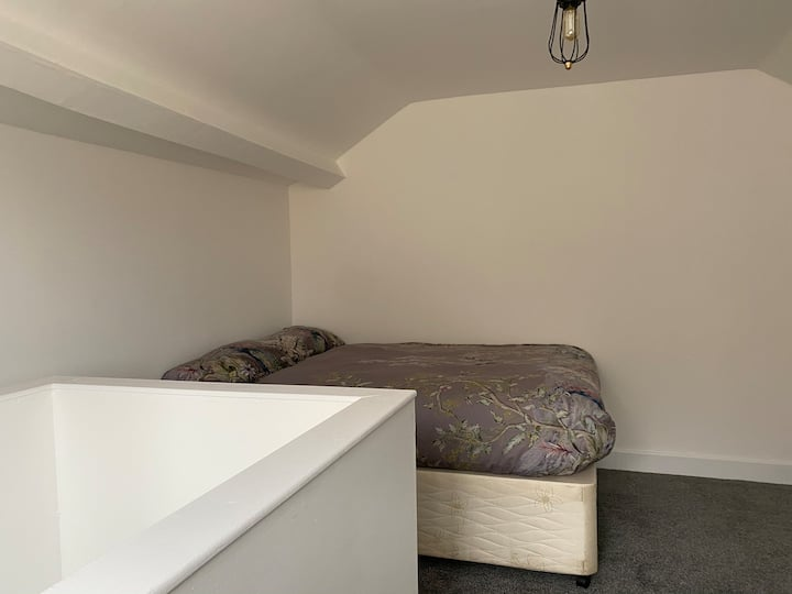 Double room in Loft - extra privacy