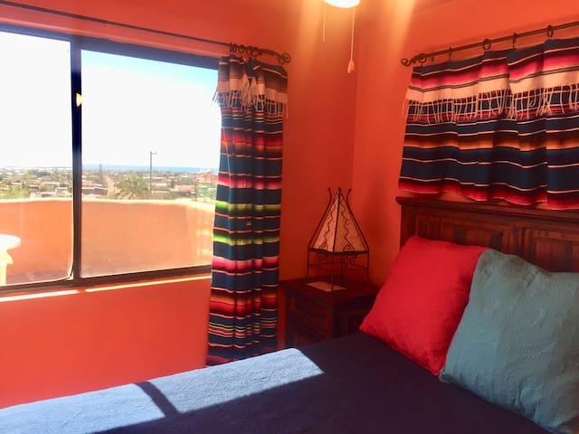 Rooftop Suite. Private Entrance. Ocean Views