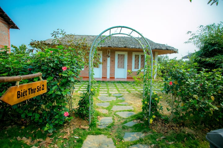 "Detrang farm - ""Green farm, living peacefully"""