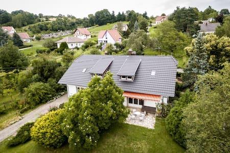 Maison de style vosgien dans village calme - Bourbach-le-Bas