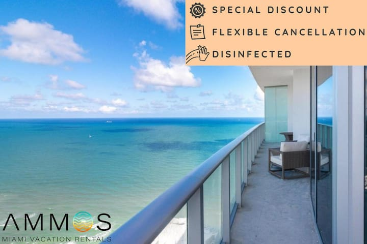 Miami! 2912 HYDE Beach Ocean View