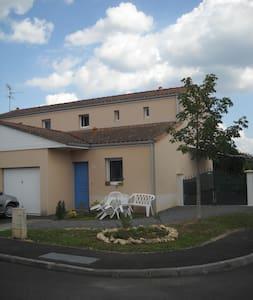 2 chambres avec 1 salle d'eau privative - Ruelle-sur-Touvre