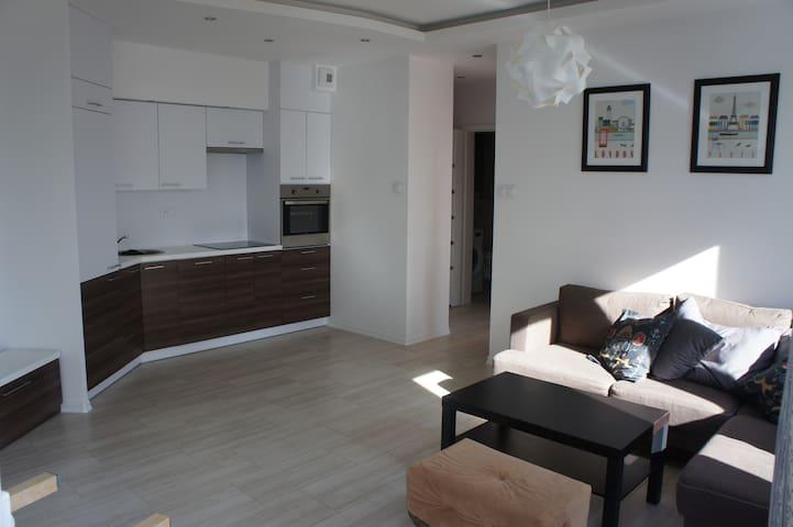 Apartament Saturn - Olsztyn - Apartemen