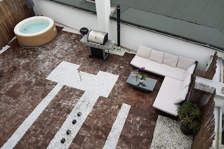 penthouse mit pool offenbach am main loft - Geraumige Und Helle Loft Wohnung Im Herzen Der Grosstadt