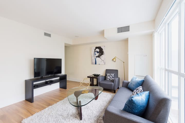 Luxurious Upscale Condo In Downtown Toronto