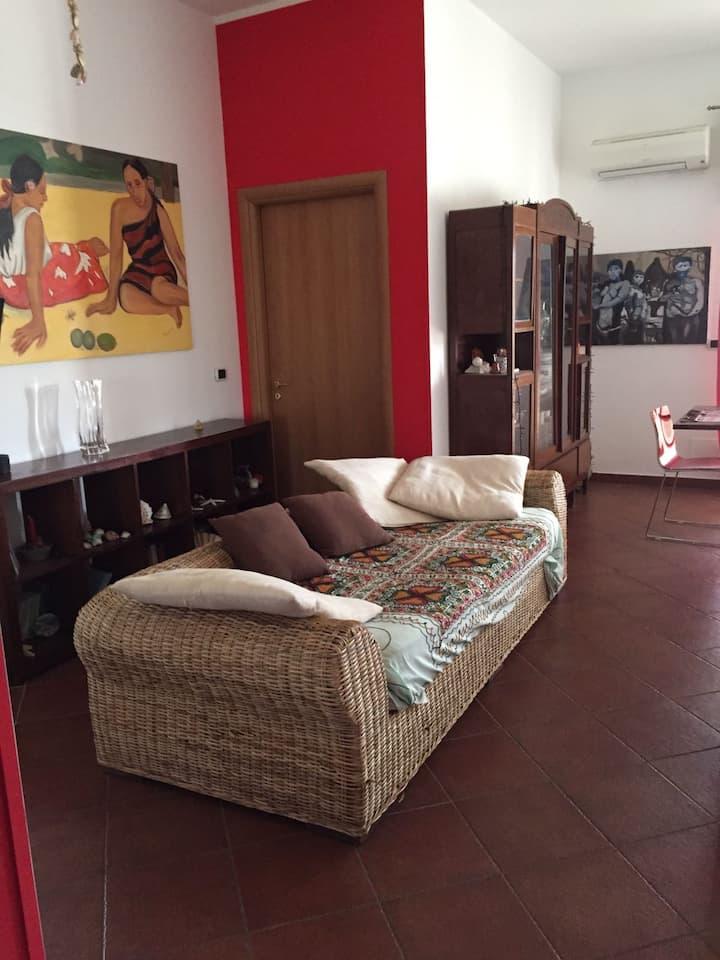 Casa di Stella, Badolato Marina