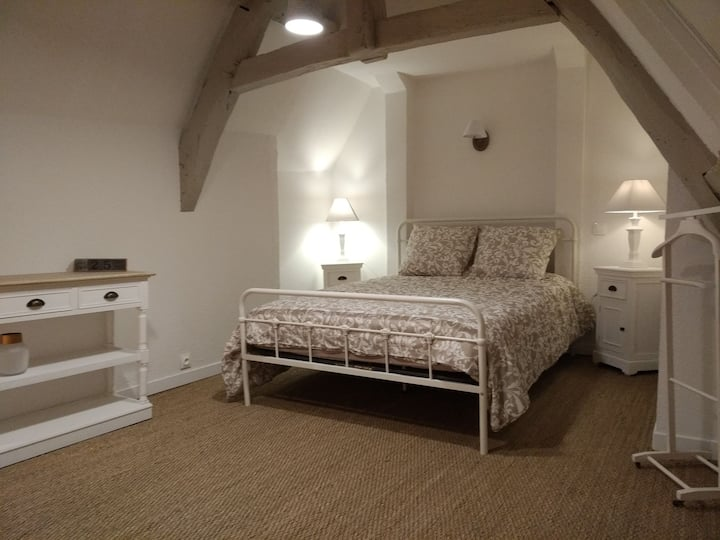 Apartement in the historic center of Bayeux