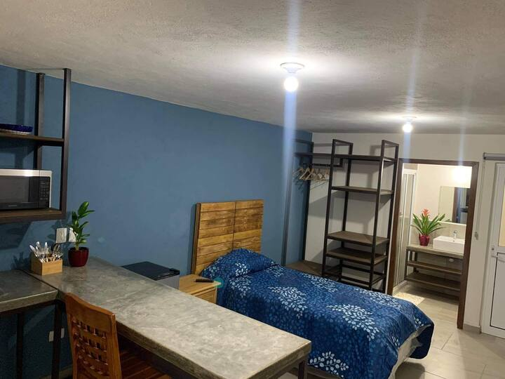Habitacion/Suite /Ejecutivos Y Estudiantes Puebla
