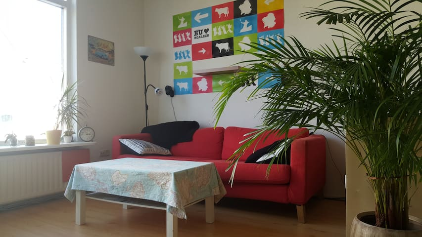 Comfy private room in Enschede city center - Enschede - Huis