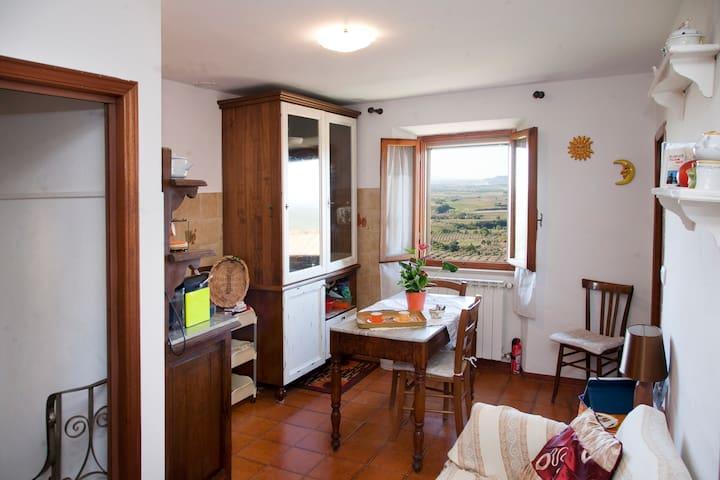 "Holiday home  ""Zia Patrizia"" in Montemassi"