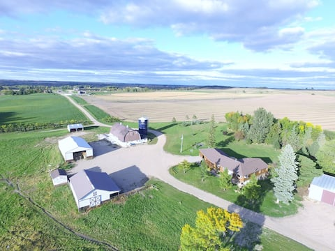 Working Ranch House in Minnesota!