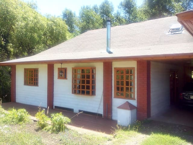 Cabaña Curacautin - Curacautín - Haus