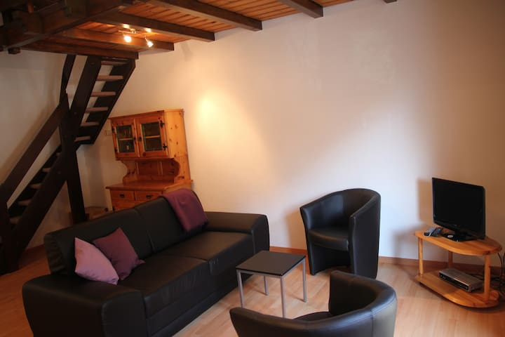 "2-bed-apartment ""Dach A"" - Randa - Apartment"