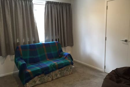 Budget sofa in brand new house