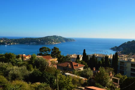 Amazing 1 bedroom flat - Villefranche-sur-Mer - Apartment