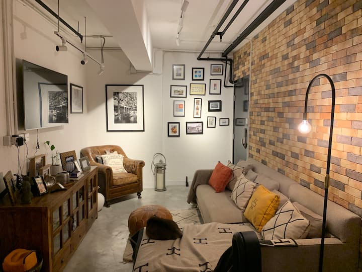 Fully Serviced Modern Converted Warehouse