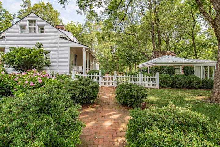 Country Cottage close to Chapel Hill & Saxapahaw