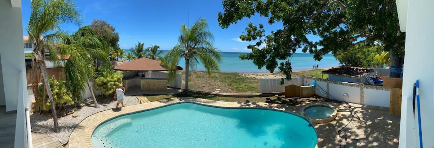 Ocean Front House