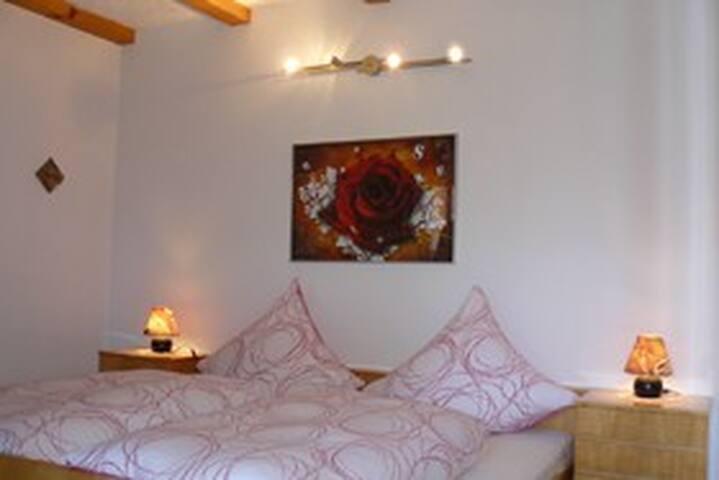 Schlafzimmer, Ferienwohnung Martin, Ferienwohnung