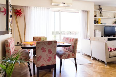 Luminous apartment ideally located - Buenos Aires