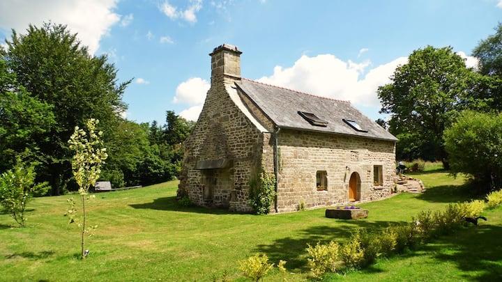 Charmante maison rénovée en plein campagne