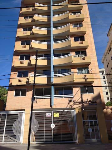 Bello y confortable apartamento para dos personas