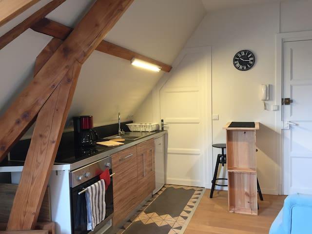 Studio centre de Gien
