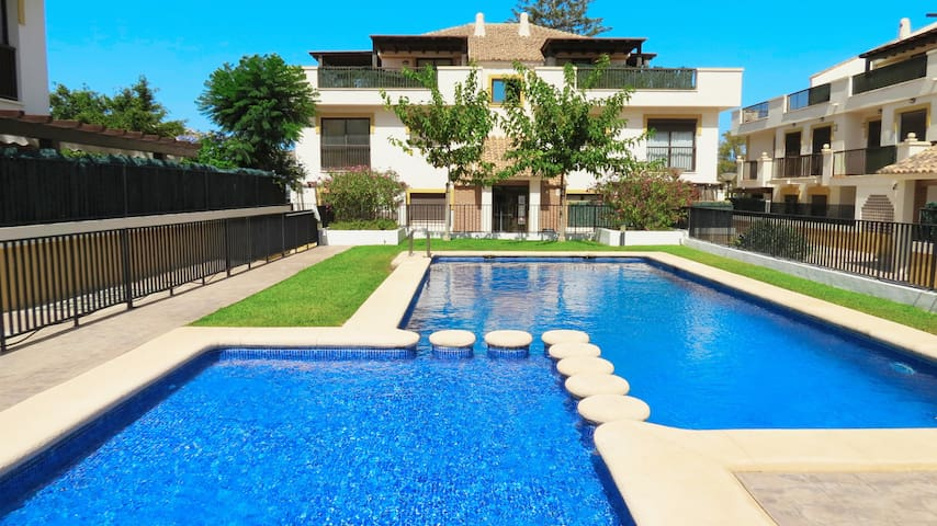 Lovely Duplex Apartment in Javea, Spain - Xàbia - Daire