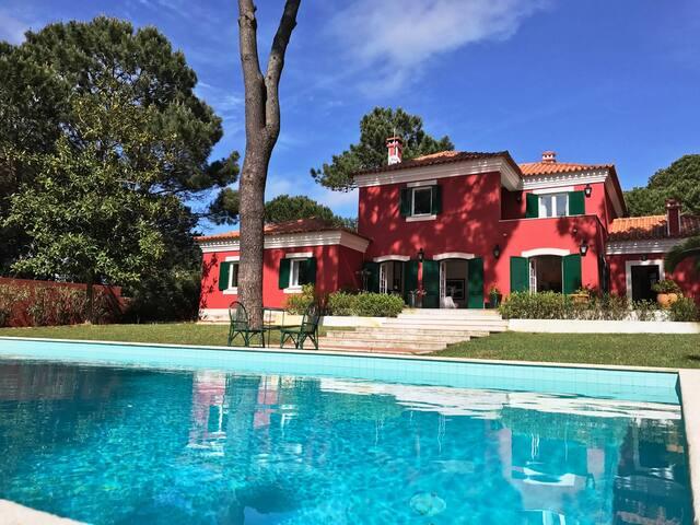 Superb Beach Pool House