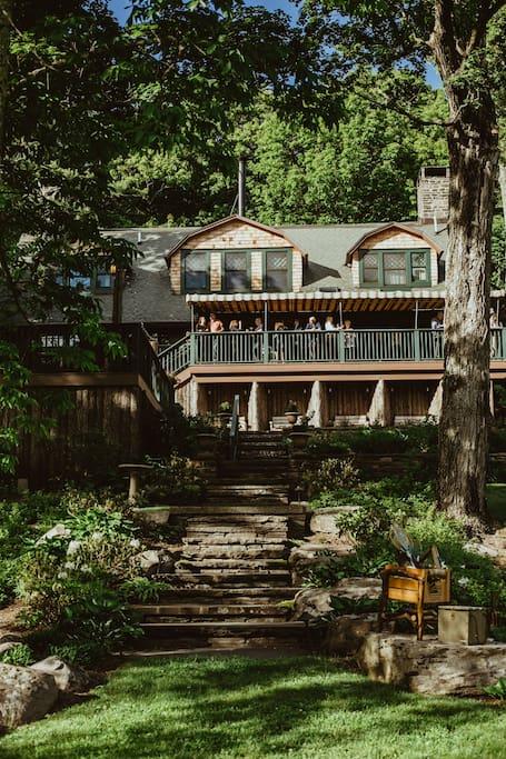 Deer Mountain Inn adlı yerin fotoğrafı